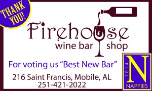 "Firehouse Voted ""Best New Bar"""