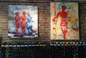 Fine Art & Fine Wines Continue