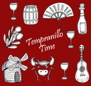 Tempranillo Time