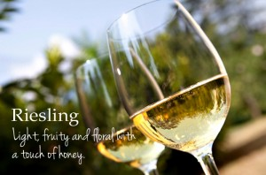 Get Ready for Rieslings!