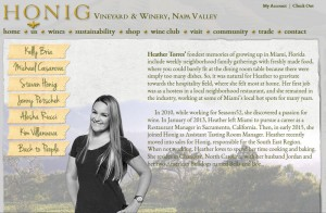 Meet the Maker Series: Honig Wines